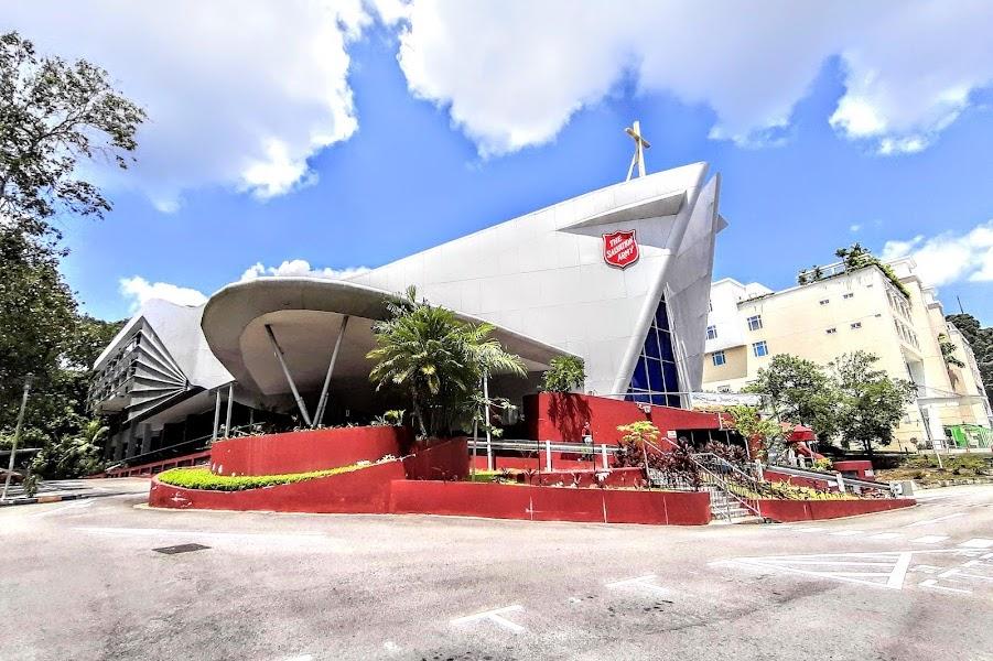 The Salvation Army - Praisehaven