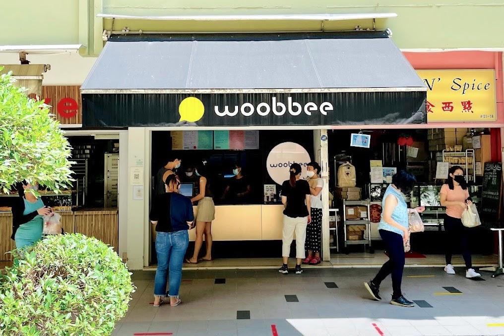 Woobbee - Tanjong Pagar Plaza