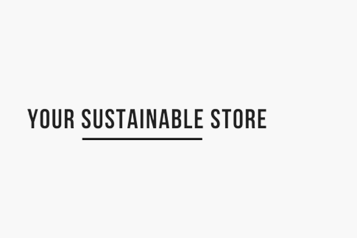 Your Sustainable Store