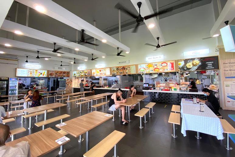 ALBA - Food Canopy Coffee Shop