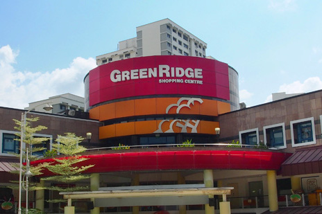 ALBA - Greenridge Shopping Centre
