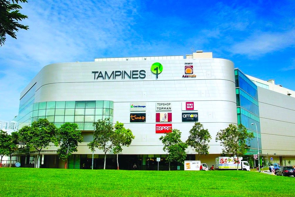 Food Bank - Tampines 1