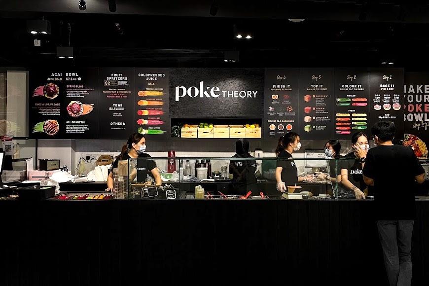 Poke Theory - Change Alley Mall