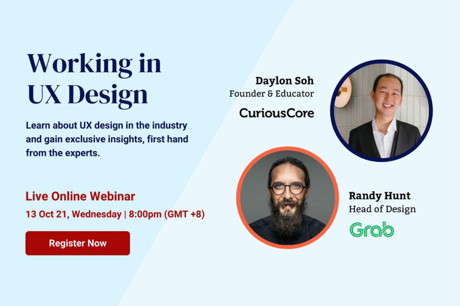 Leading Design – From New York to Singapore with Randy Hunt, Head of Design at Grab
